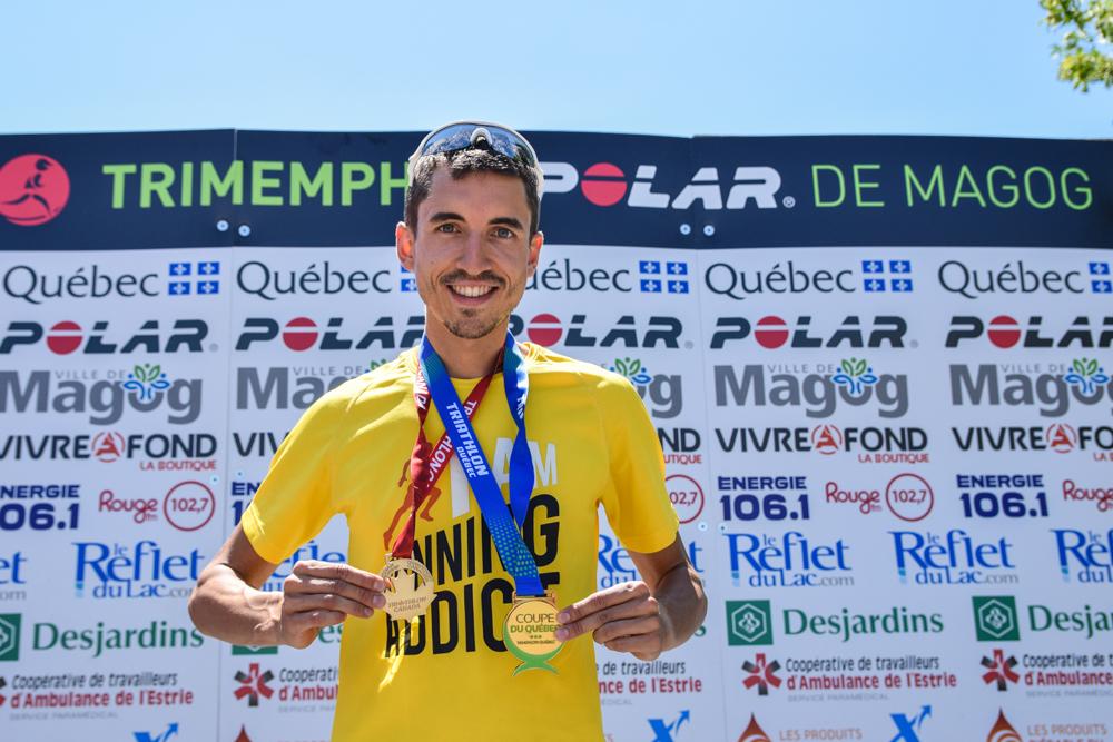 Duathon Olympique de Magog