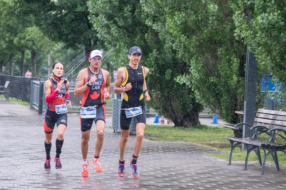 Triathlon International de Montréal : journée mouvementée !
